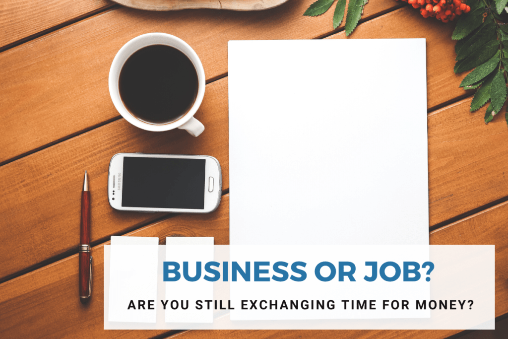 Business or job