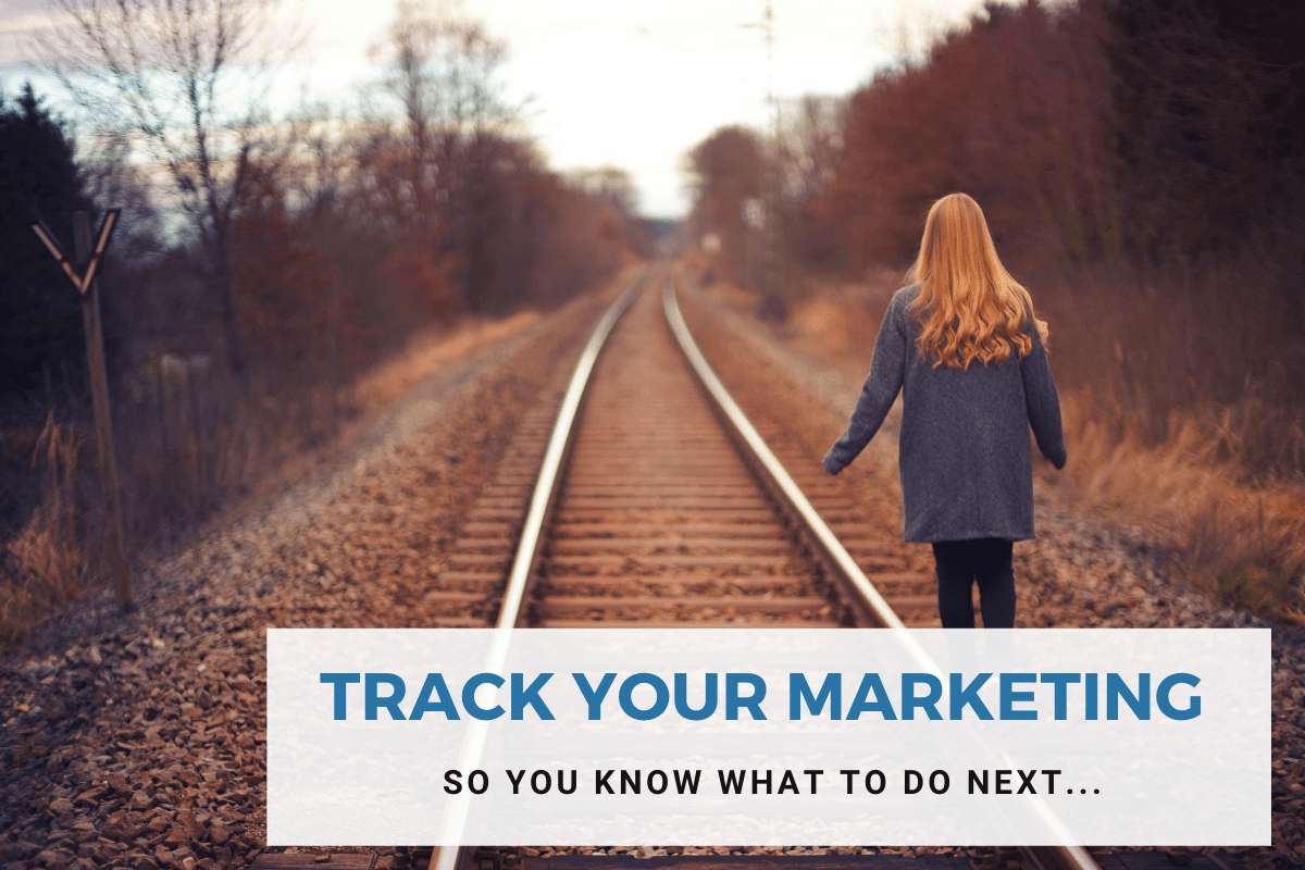 Track your marketing